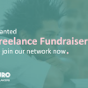 Freelance Fundraisers Application