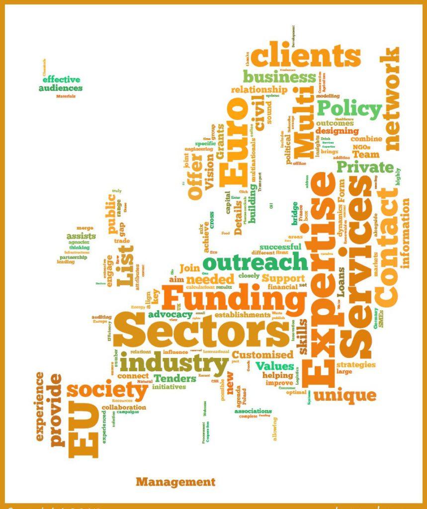 Sectors | Euro Freelancers